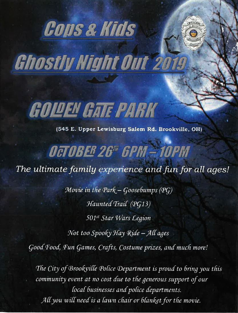 Ghostly Night Out 2019