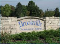 Brookville Commercial Campus Sign