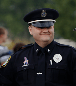 Officer Steve Whiteaker, Chaplain